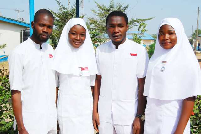 Sales of Form Into School of Nursing Bida for Post Basic Nursing Course 2020/2021 session