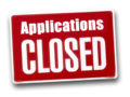 Application is closed